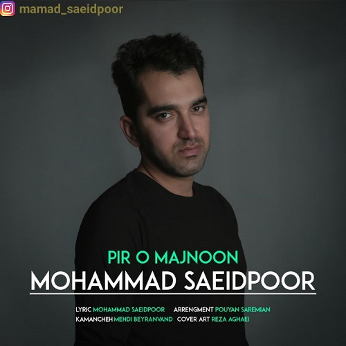 دانلود آهنگ پیرو مجنون با صدای محمد سعیدپور