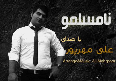 دانلود آهنگ لری نا مسلمو با صدای علی مهرپور
