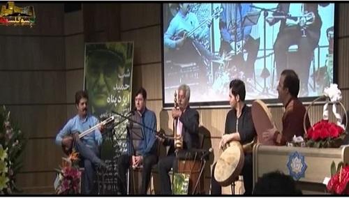 موزیک ویدئو لری با صدای حشمت الله رجب زاده و استاد فرج علیپور و استاد اردشیر کامکار
